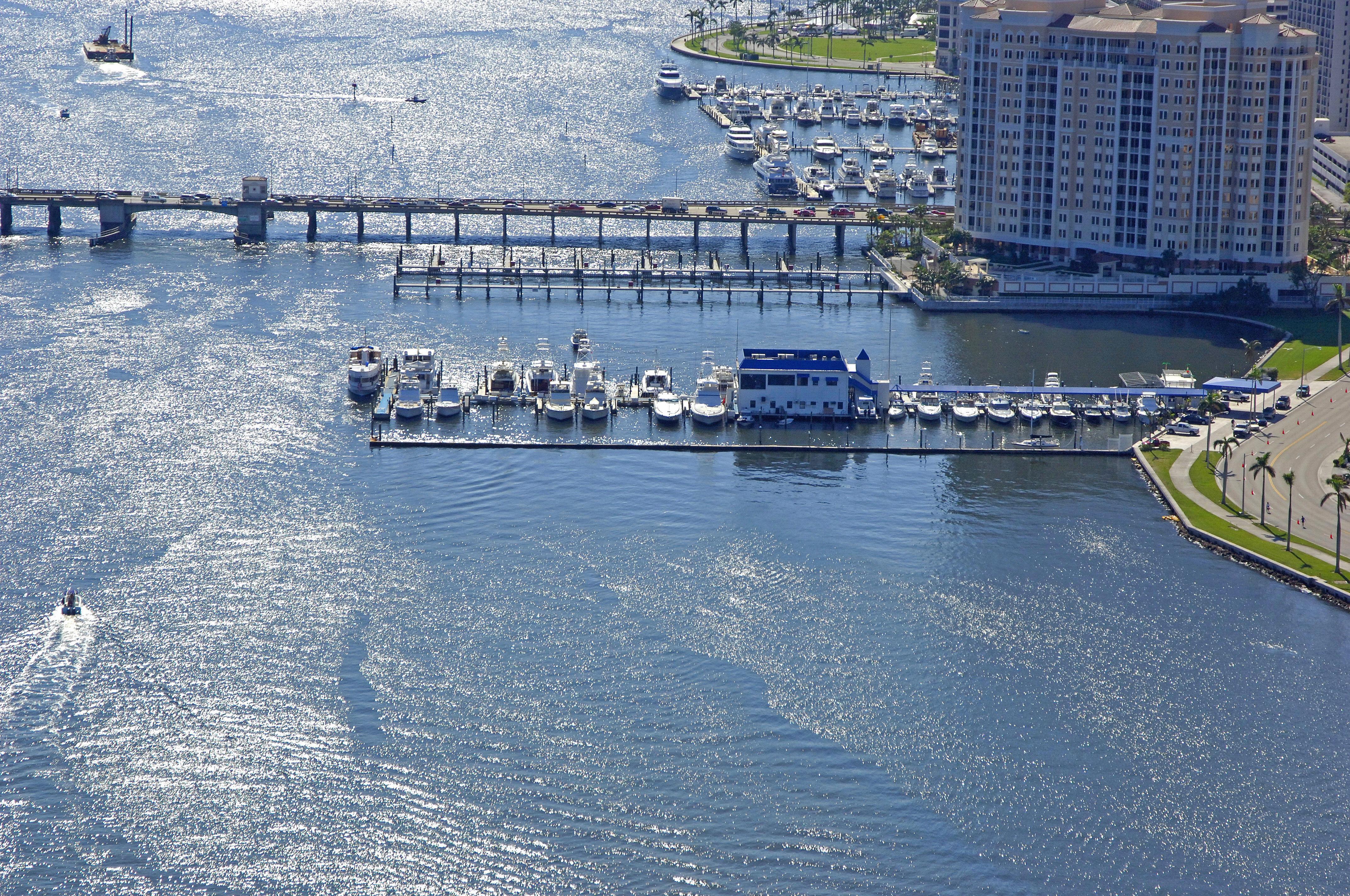 Palm Beach Yacht Club Marina