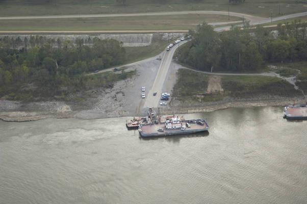 New Roads-St Francisville Ferry