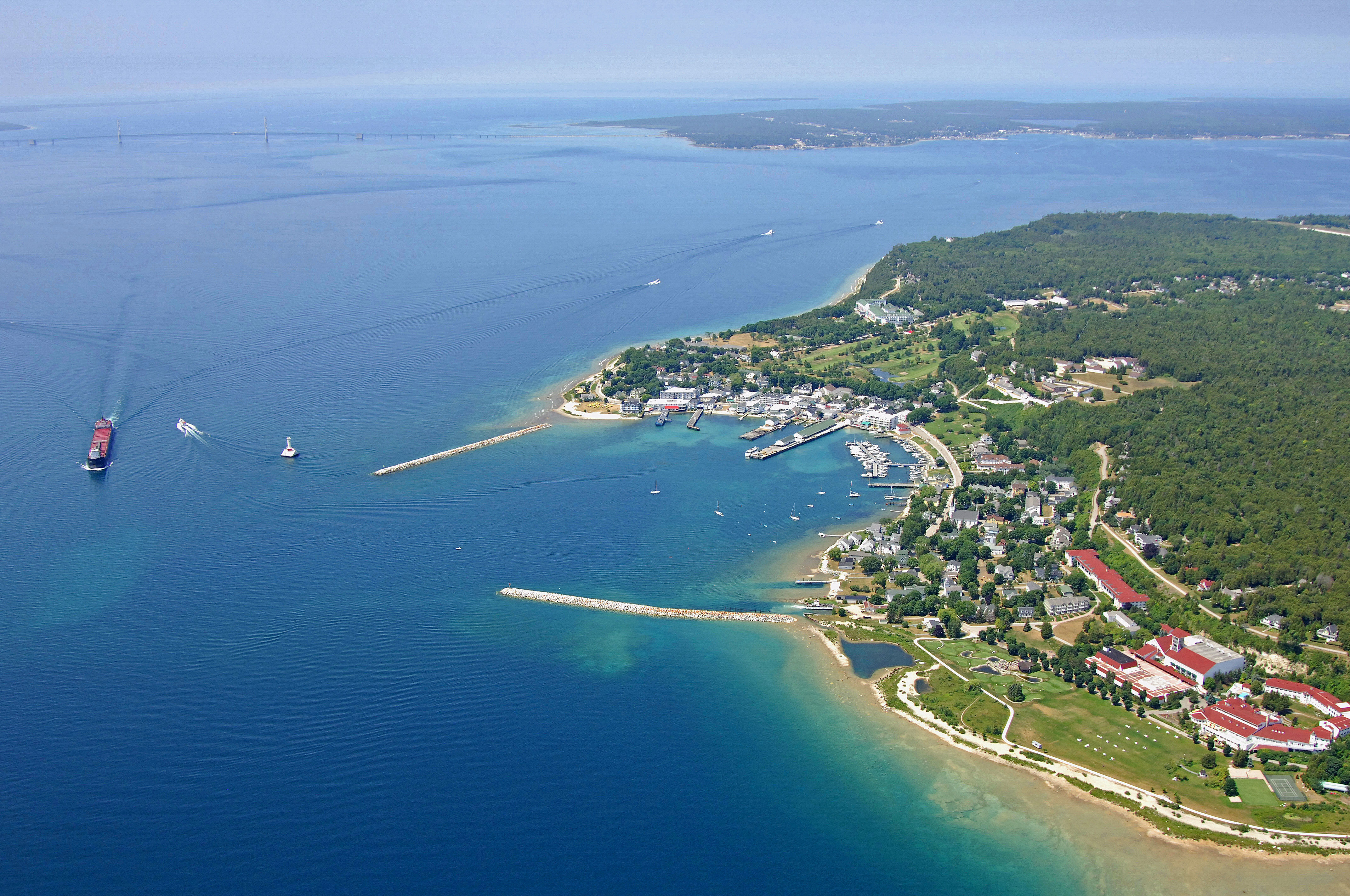 a recommendation for visiting mackinaw island On behalf of our entire crew in mackinaw city, st ignace, and the island  but it offers a nice scenic visit to the island in relative comfort with great views.