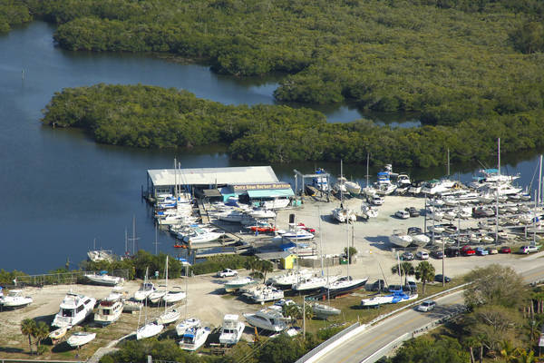 Cut's Edge Harbor Marina