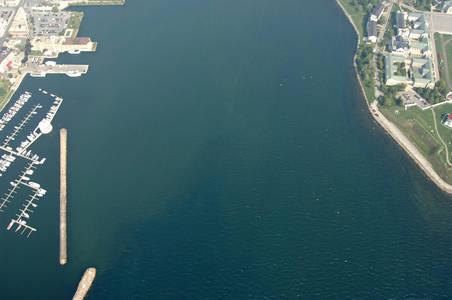 Cataraqui River South Inlet