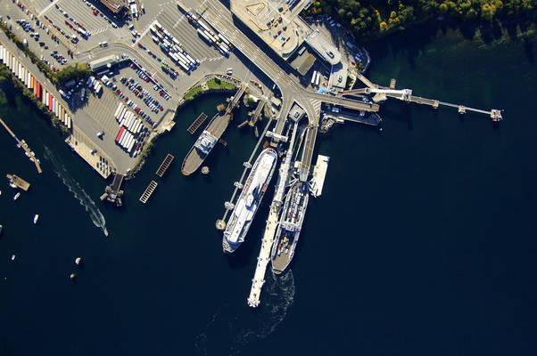 Swartz Bay Ferry
