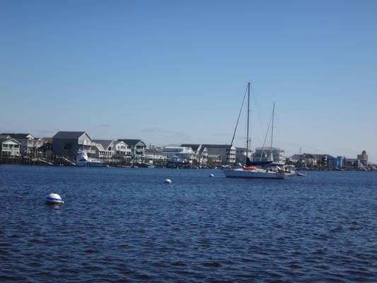 Carolina Beach Mooring Field