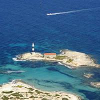 Islote d'en Pou Light (Isla de los Puercos Light)