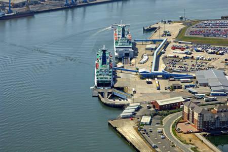 Port of Tyne Ferry