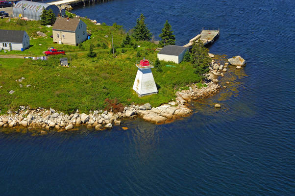 Sambro Harbour Lighthouse