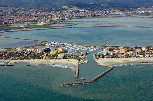 Frontignan Marina