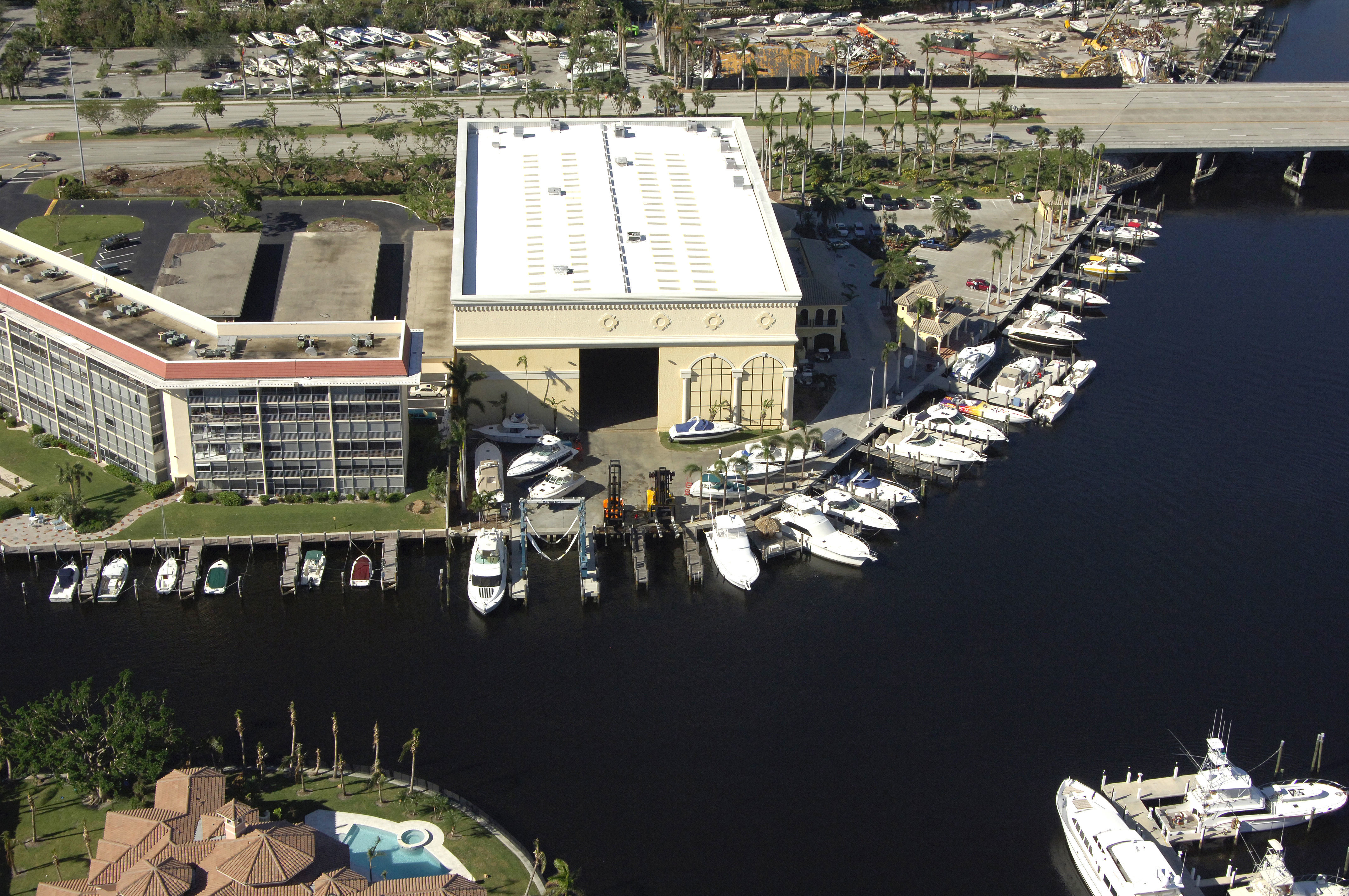Marina One Yacht Club