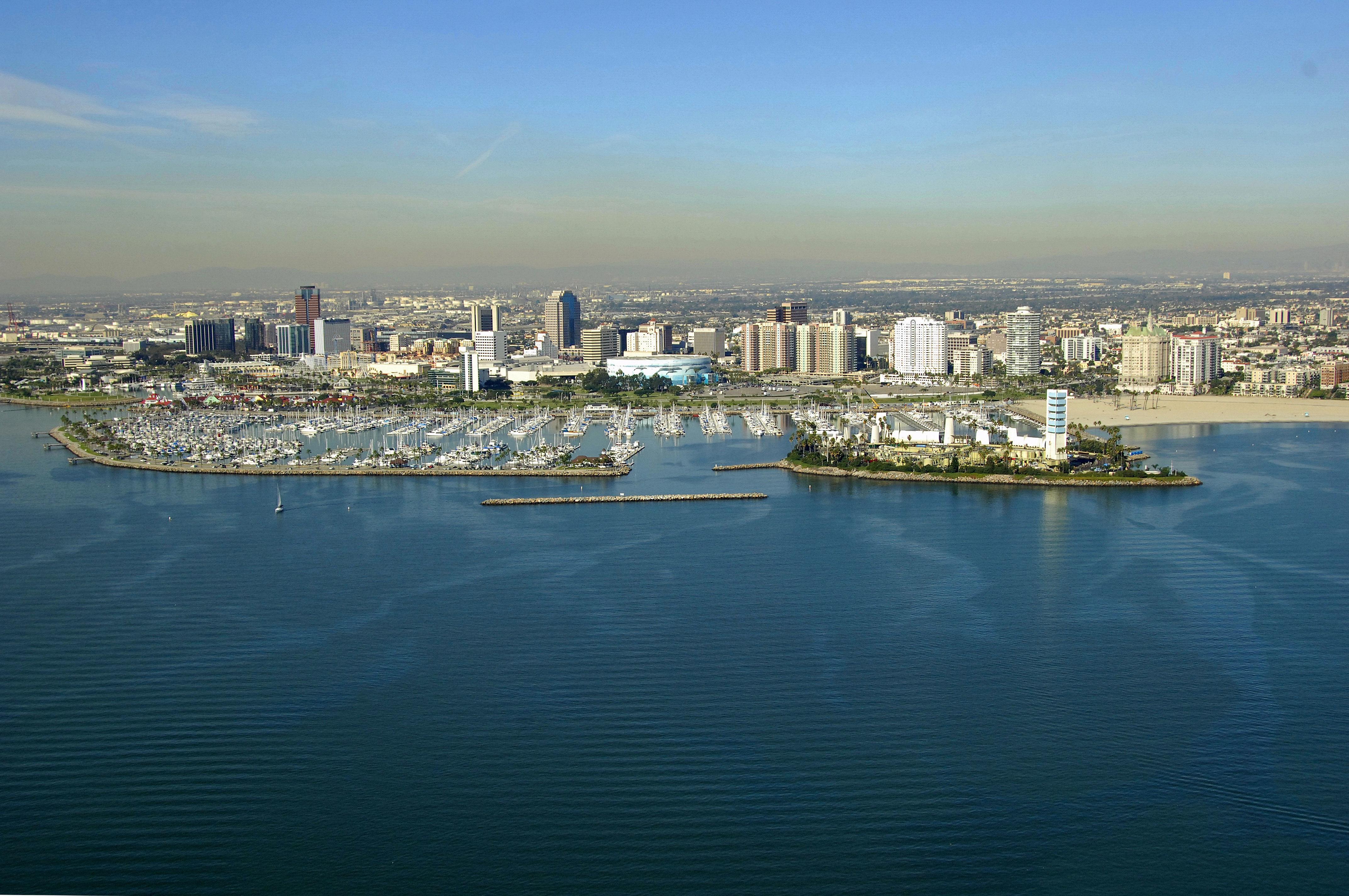 E Shoreline Drive Long Beach Ca