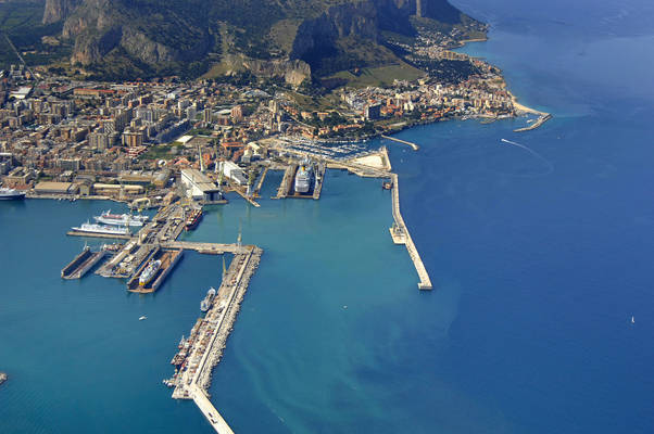 Palermo Industrial Port