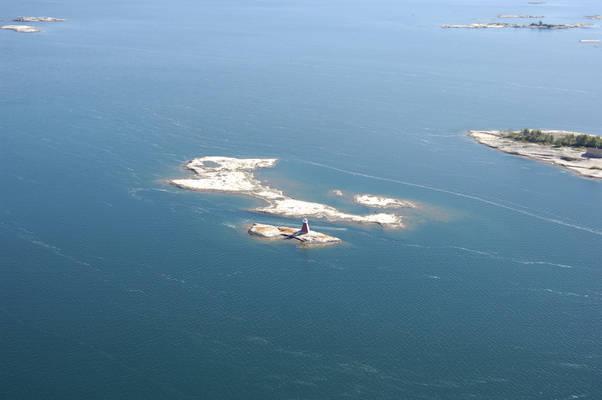 Bateau Island Lighthouse