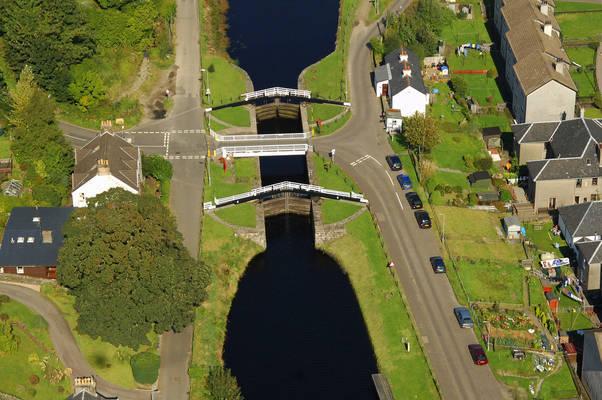 Park Road Lift Bridge