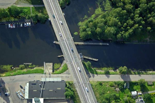 Säffle Landsvägsbro Bascule Bridge