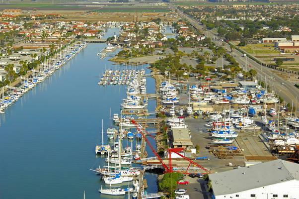 Anacapa Boatyard
