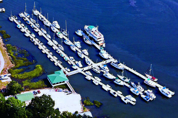 Isle of Hope Marina