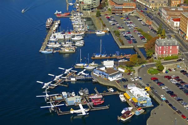 Westcoast Air - Seaplane Docks