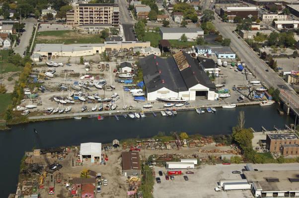 Milwaukee Marine Yacht