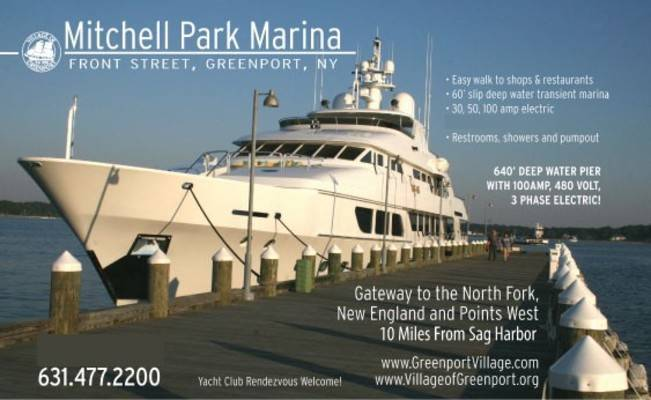 Mitchell Park Marina