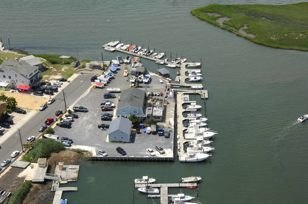 Avalon Anchorage Marina