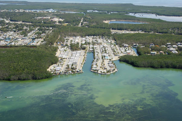Calusa Camp Resort Marina