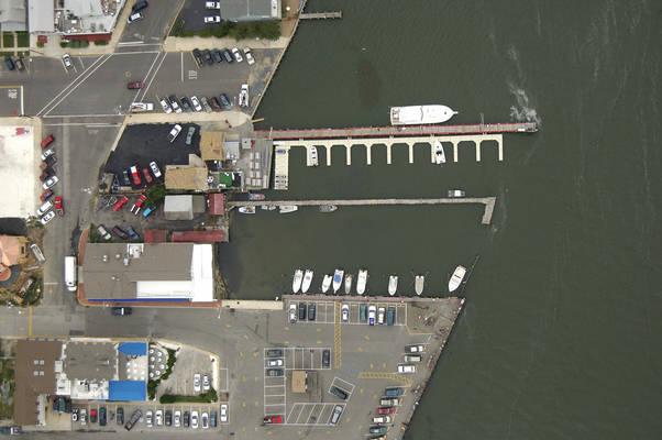 Polly's Dock & Rowboats