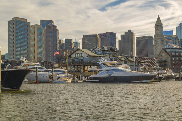 Boston Yacht Haven Inn and Marina