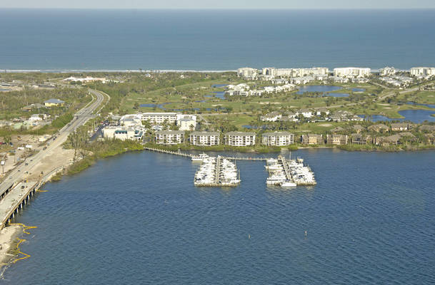 Hutchinson Island Marriott Marina