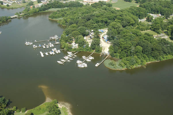 Essex Yacht Harbor Marina