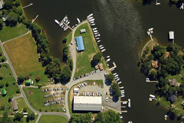 Buzzard's Point Marina
