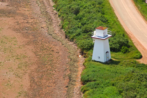 Summerside Outer Range Front Lighthouse