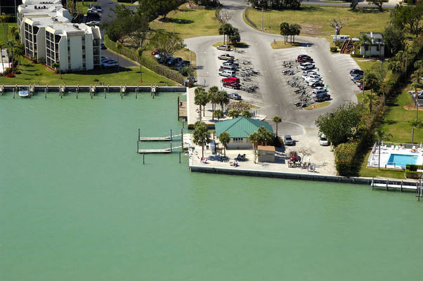 Caxambas Pass Park and Marina
