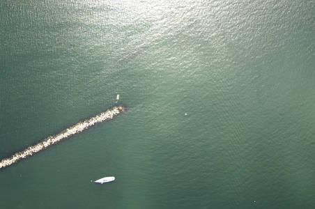 Apponagansett Bay Inlet