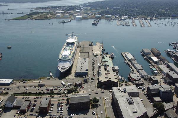 Maine State Pier