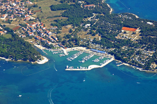 Marina Funtana Harbour