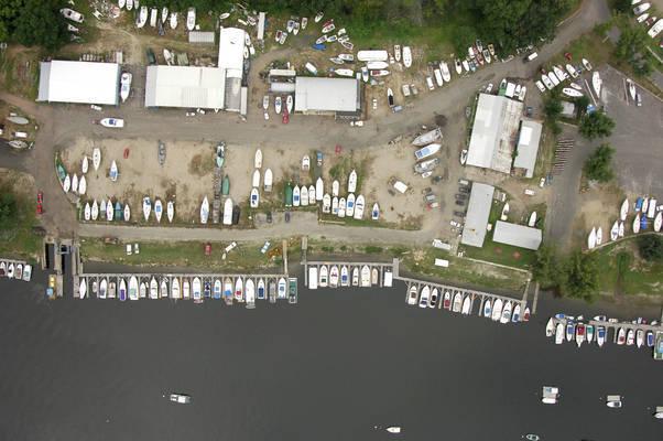 Portland Riverside Marina
