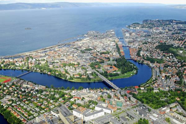 Trondheim Harbour