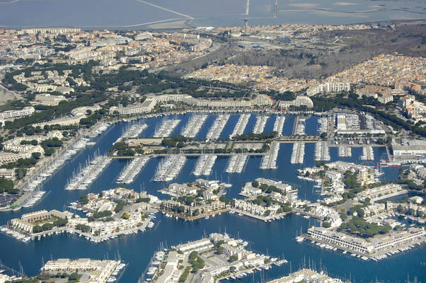 Carmargue Bassin De Hivernage Marina