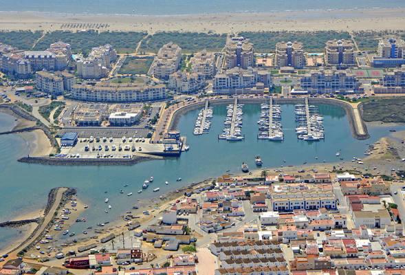 Isla Canela Marina