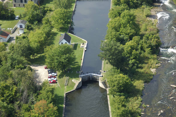 Rideau River Lock 22