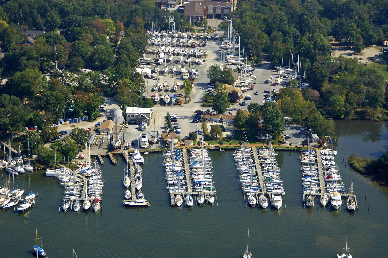 Port Annapolis Marina Slip Dock Mooring Reservations