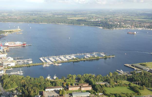 Plüschow Hafen