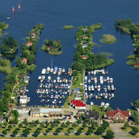 Spiegelzicht Yacht Harbour