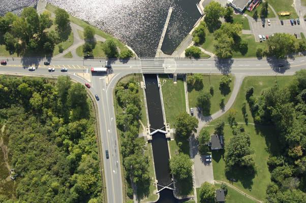 Rideau Canal Lock 12
