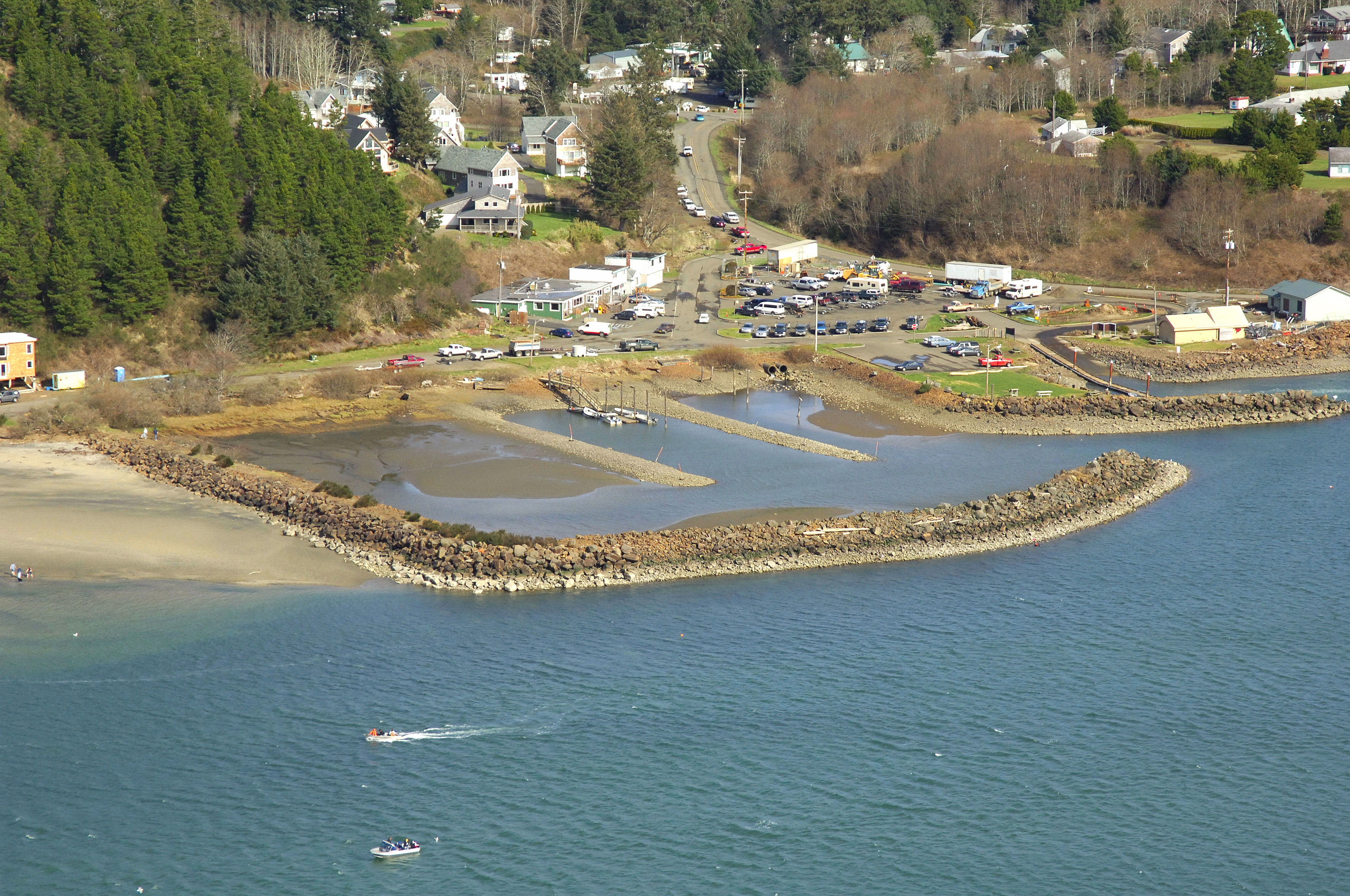 Netarts Bay RV Park & Marina in Tillamook, OR, United States