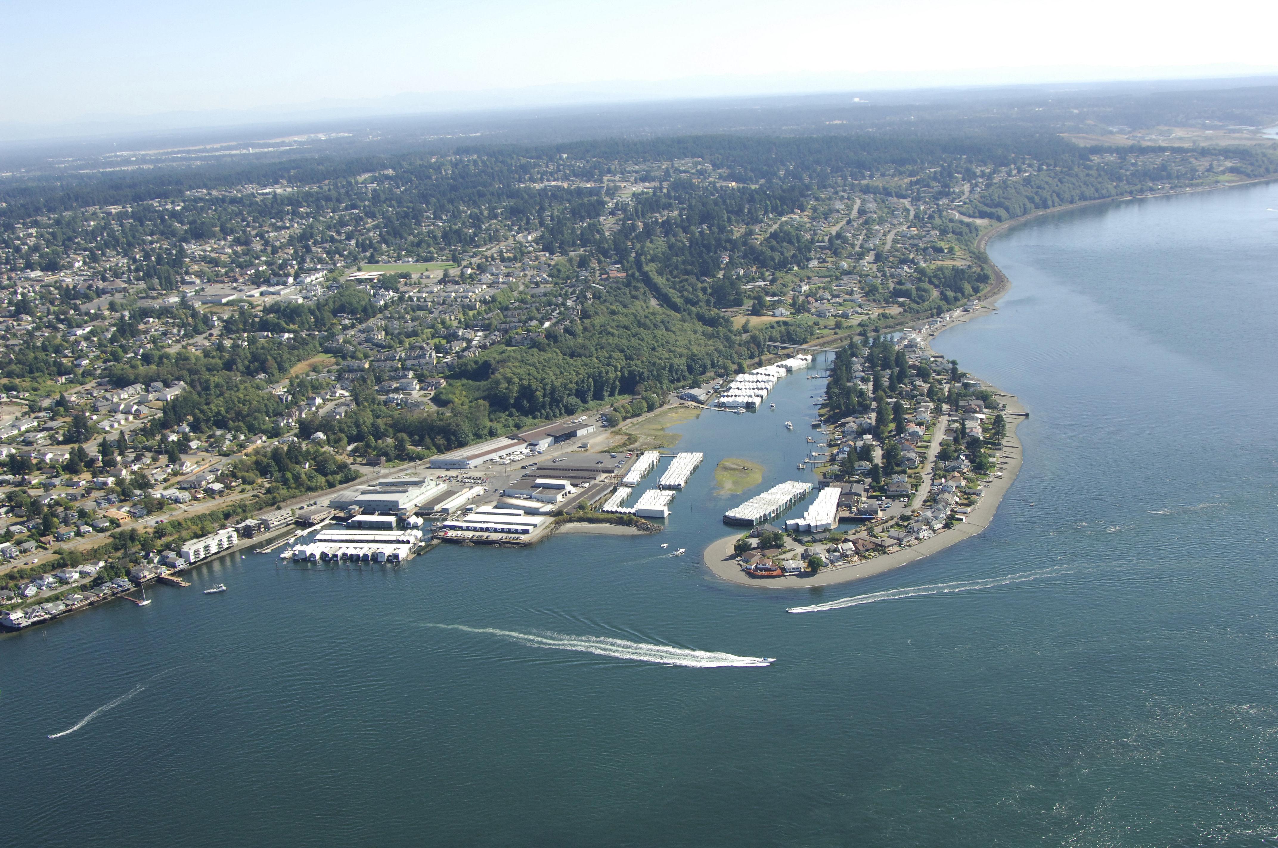 tacoma wa island Day