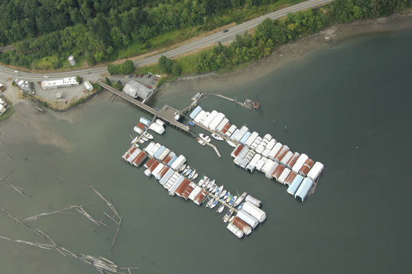 Oakland Bay Marina- Port of Shelton