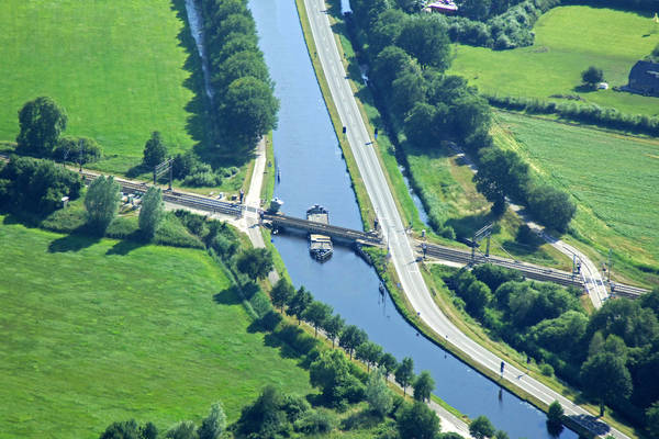 Drenthe Principal Railroad Bridge