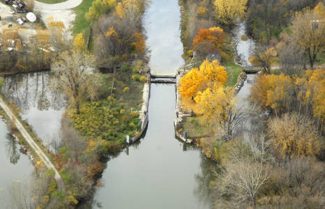 Fox River Lock 1
