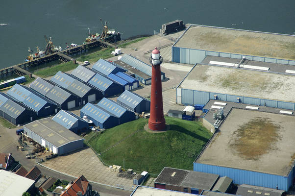 IJmuiden Rear Light
