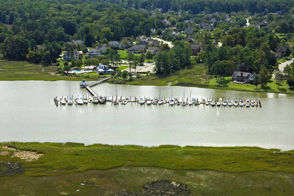 Gatling Pointe Yacht Club